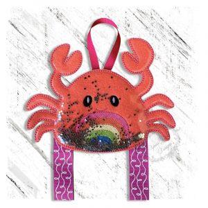 Rainbow Ocean Friend Crab KK