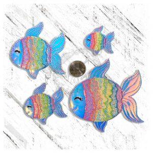 Rainbow Ocean Friend Fish Fancy
