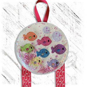 Rainbow Ocean Friend Fishies KK
