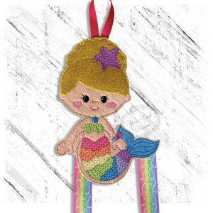 Rainbow Ocean Friend Mermaid Sandi KK