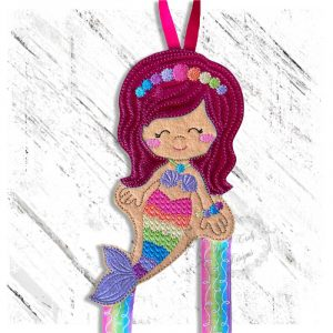 Rainbow Ocean Friend Mermaid Stella KK