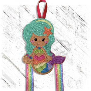 Rainbow Ocean Friend Mermaid Suzi KK