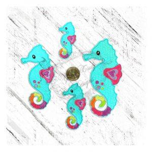 Rainbow Ocean Friend Seahorse