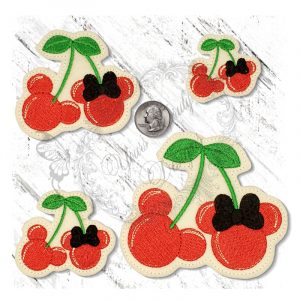 Mousey Cherries
