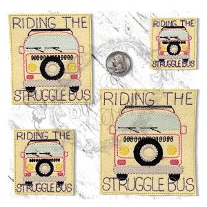 The Struggle Bus Riding
