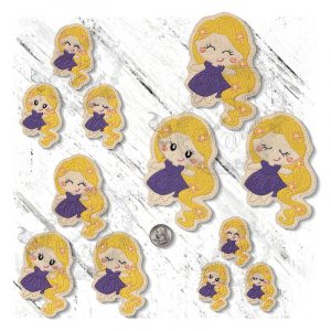 Royal Princess Punzel SET